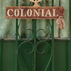 Cabañas Colonial 1