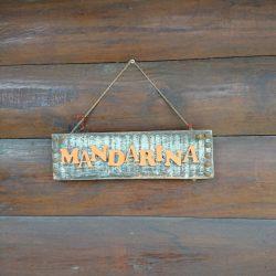 Cabañas Mandarina 1
